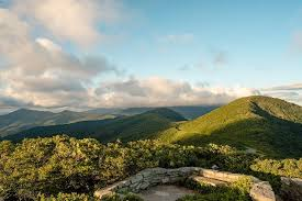 photos of craggy pinnacle hike by local