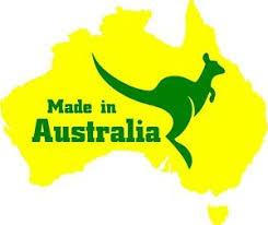Australian Map With Kangaroo Made In Australia Aussie Logo Car Decal Sticker Ebay