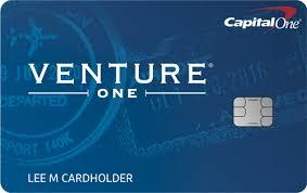capital one ventureone rewards credit