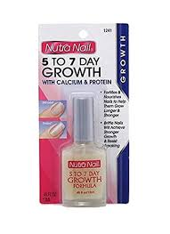 nutra nail 5 to 7 day growth with