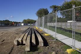 Temporary Fencing Construction Building Sites Ghl Group