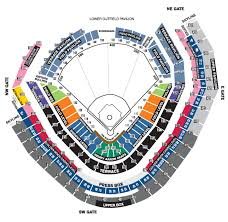 turner field seating guide front row