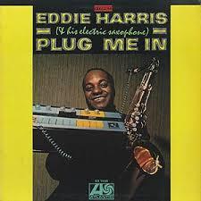 Eddie Harris / Plug Me In(LP) 2nd / Atlantic US盤 EX-/VG+ ...