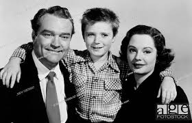 Red Skelton, Tim Considine, Jane Greer Characters: Dodo Delwyn, Dink  Delwyn, Stock Photo, Picture And Rights Managed Image. Pic. MEV-12070557 |  agefotostock