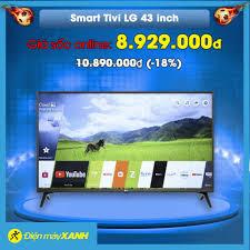 📺Smart Tivi LG 43 inch 43LK5400PTA Mới... - Điện máy XANH ...