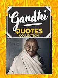 the little black book of gandhi quotes his thoughts on peace