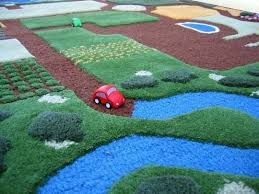 Interactive Play Rug By Little Frogs Play Rug Farm Rugs Kids Rugs
