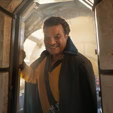 Star Wars Legend Billy Dee Williams Brings Lando Calrissian Back ...