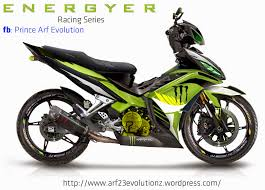 n modifikasi motor jupiter mx
