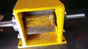 wood chipper mechanism homemade you