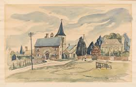 Fernhurst Green | Hill, Adrian | V&A Search the Collections