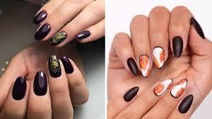 Jesienny Manicure W Dobrym Stylu Trendy Jesien 2019 Blog Hairstore
