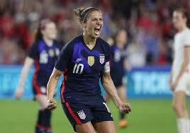 Carli Lloyd: Soccer star on 2021 Olympic goals, panel for youth