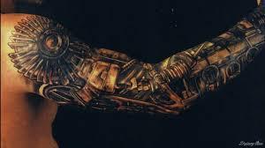 Tatuaz Biomechaniczy Hans Rudolf Giger