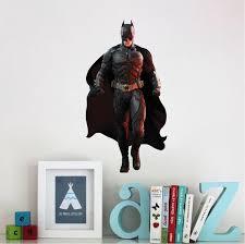 Batman Wall Decal Justice League Wall Art Kids Dark Knight Wall Decor American Wall Designs