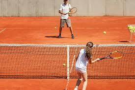 「テニス ボレー練習」の画像検索結果