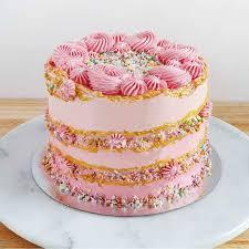 Fault Line Cake Recipe and Tutorial