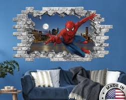 Boys Room Wall Decal Etsy