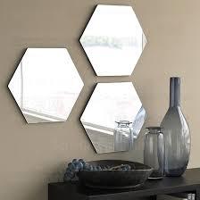 10pcs mirror wall stickers sticker room