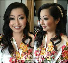 asian bride miko smokey eyes makeup