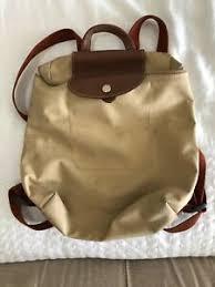 auth longch le pliage backpack nylon