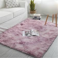 Pink Fur Rug And Carpets For Home Living Room Kids Room Fluffy Rug Bedroom Floor Carpet Faux Fur Rug Decoracion Hogar Nordico Carpet Aliexpress
