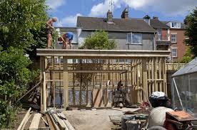 maison en kit étape construction