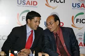 USAID Chief Rajiv Shah at FICCI-USAID Forum | Dr. Rajiv Shah… | Flickr