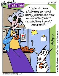some new year s resolution humor diet funny donut humor funny