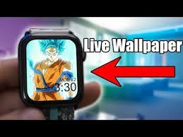 live wallpapers on your apple watch