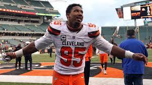 Report: Browns, Myles Garrett close to five-year, $125M deal | Yardbarker