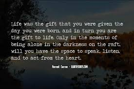 top you were born alone quotes famous quotes sayings about