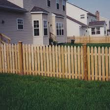 Fence City 48 1 Inch Spaced Picket Red Cedar