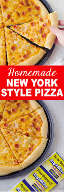 homemade new york style pizza mom