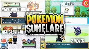 Pokemon Sun Flare GBA Hack 2019 - Z Moves, Ash Greninja, Mega ...
