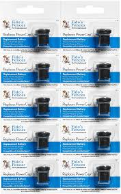 Amazon Com Fido S Invisible Fence Compatible Batteries 10 Pack Fido S Pet Supplies