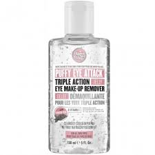 triple action jelly eye makeup remover