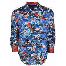 Shop Robert Graham Classic Fit ZEN BEACH Abstract Limited Edition Sport  Shirt - Overstock - 14535304