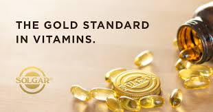 solgar the gold standard in vitamins