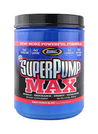 superpump max powder in