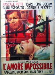 L'Amore Impossibile – Poster Museum