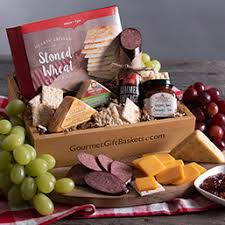 meat cheese gift baskets artis