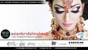asian bridal makeup certificate dubai