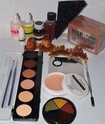 prosthetic makeup starter kit