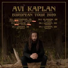Avi Kaplan - Tickets are moving fast for the European... | Facebook