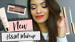 new h m beauty makeup review demo