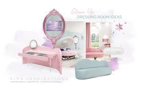 Kids Bedroom Ideas Glam Up Your Little Girl S Beauty Den Blog Circu Magical Furniture