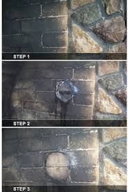 clean the inside of your fireplace
