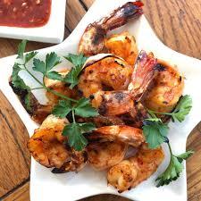 Korean Barbecue Shrimp ~ Amy Casey