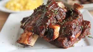oven baked bbq beef ribs recipe you